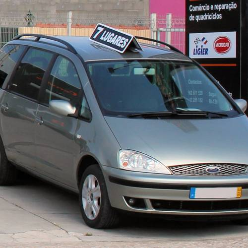 Ford Galaxy – Usado
